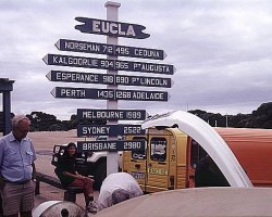 Eucla - A Nonsense of Direction...